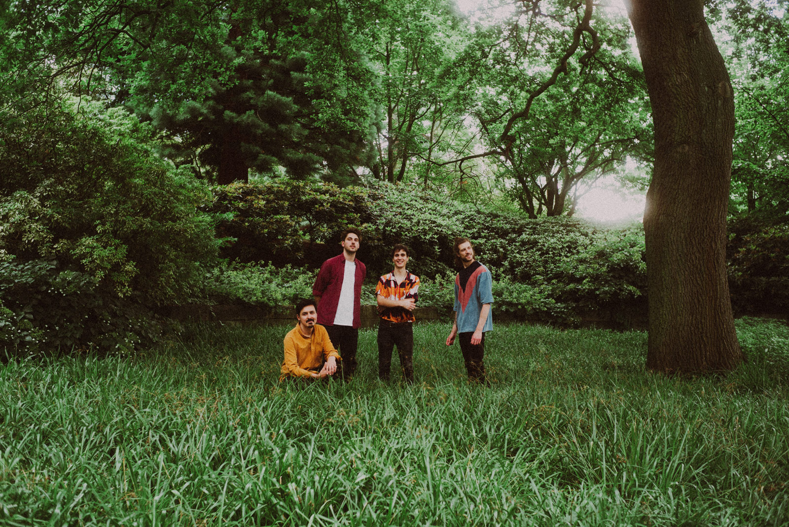 BILBAO are the new indie-pop sensation from Germany